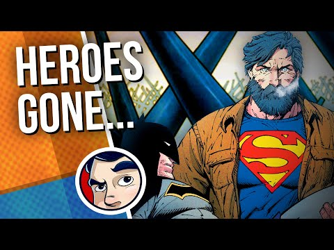 "Batman ""Where Did The Heroes Go?"" Last Knight On Earth #2 