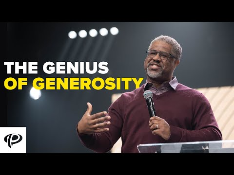 The Genius of Generosity  Turning Point Church  Milan Ford
