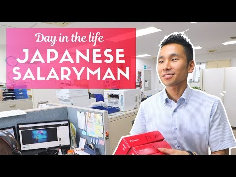 Day in the Life of an Average Japanese Salaryman in Tokyo - UCixD9UbKvDxzGNiPC_fgHyA