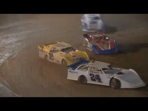 Pro Late Model A-Main from Willard Speedway, August 14th, 2021. - dirt track racing video image
