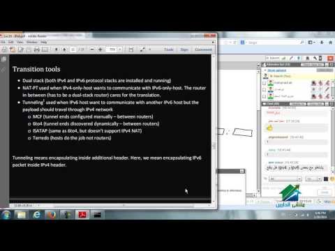 IPv6 | Aldarayn Academy | Lec 2