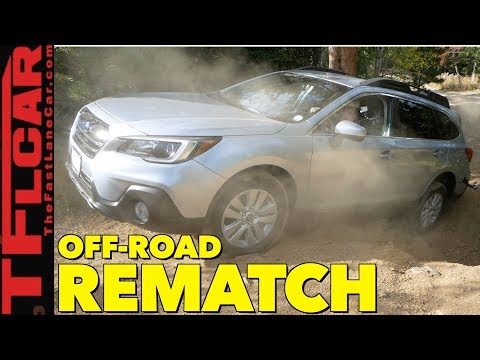 You Hated How The Subaru Outback Did Off-Road: So We Took Your Suggestions and Tried Again! - UC6S0jAvcapqJ48ZzLfva12g