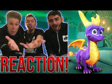 Spyro Reignited Trilogy REACTION With HMK and Soraalam! - UCWX3CoS0JkXYvYwuAYM1qDQ