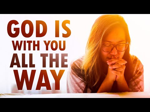 GOD is WITH YOU All the Way - Live Re-broadcast