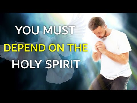 YOU MUST DEPEND ON THE HOLY SPIRIT - BIBLE PREACHING  PASTOR SEAN PINDER