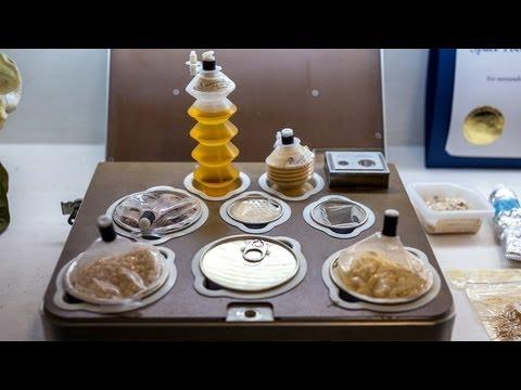 Tasting Astronaut Food: Inside NASA's Space Food Systems Laboratory - UCiDJtJKMICpb9B1qf7qjEOA