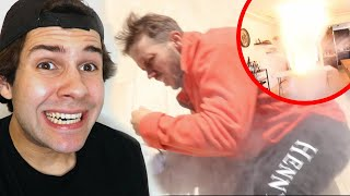 THIS KNOCKED HIM TO THE GROUND!! (PAINFUL)