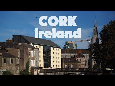 Jeden všední den v Corku, Irsko