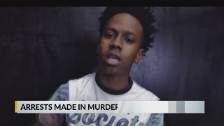 Family and friends react to the capture of Lil' Lonnie's accused killers