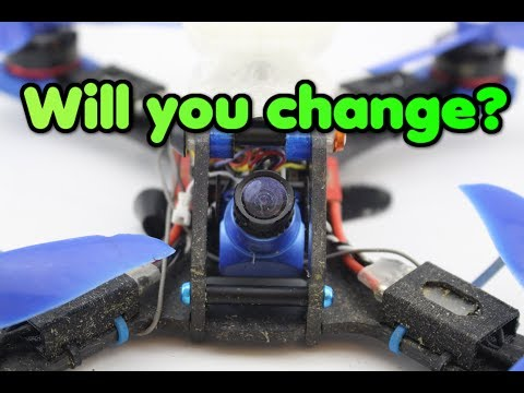 TIME TO RETHINK OUR DRONE CAMERAS. Foxeer Arrow Mini FPV CAMERA REVIEW - UC3ioIOr3tH6Yz8qzr418R-g