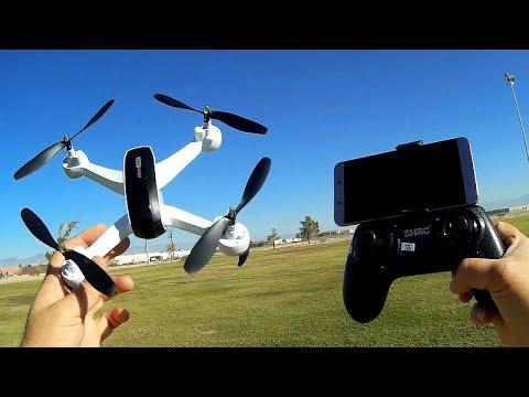 SHRC HR SH7 Long Flying FPV Drone Flight Test Review - UC90A4JdsSoFm1Okfu0DHTuQ