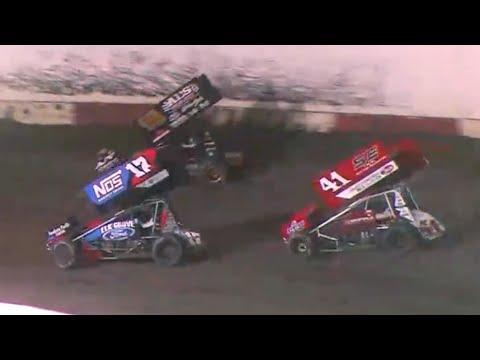 Peter Murphy Classic Finale   Tulare Thunderbowl Raceway 5.15.2021 - dirt track racing video image