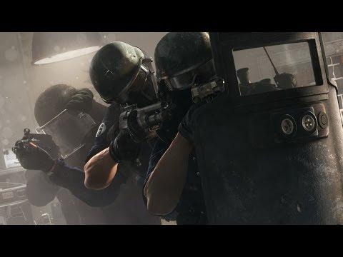 Rainbow Six Siege E3 2014 Gameplay World Premiere [US] - UC0KU8F9jJqSLS11LRXvFWmg