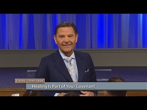 Healing Is Part of Your Covenant