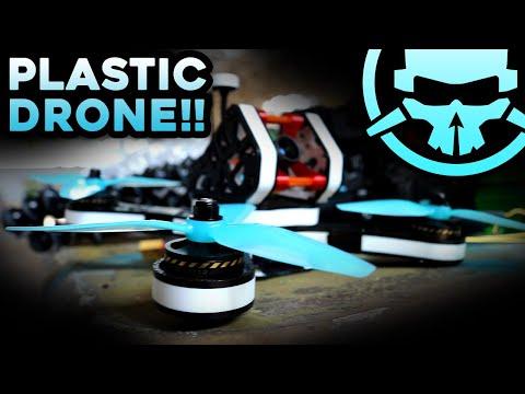 Plastic FPV Drone Frame that's UNBREAKABLE? - UCemG3VoNCmjP8ucHR2YY7hw