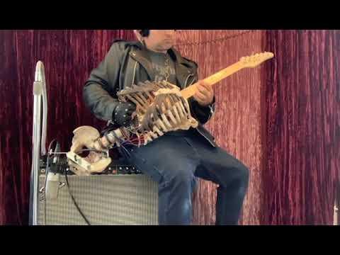 Amcasının Kemiklerinden Gitar Yapan Adam