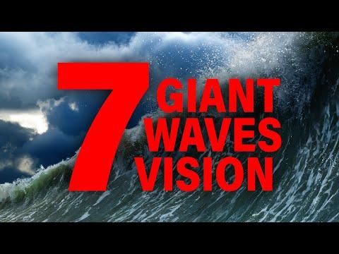 Warning Vision: 7 Giant Waves to Hit California