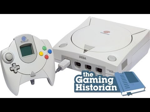 Sega Dreamcast - Gaming Historian - UCnbvPS_rXp4PC21PG2k1UVg