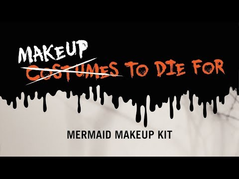 Makeup To Die For - Mermaid Makeup Kit with Traci Hines - UCTEq5A8x1dZwt5SEYEN58Uw