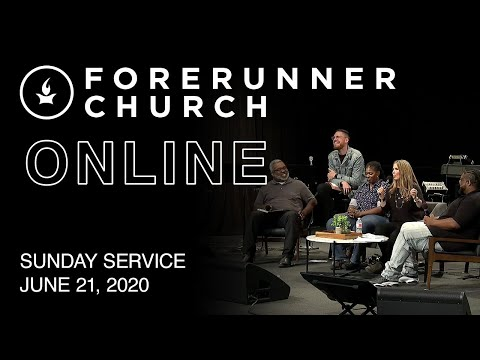 Sunday Service  IHOPKC + Forerunner Church  June 21  Mike Bickle & Team: Panel on Racism, Part 1
