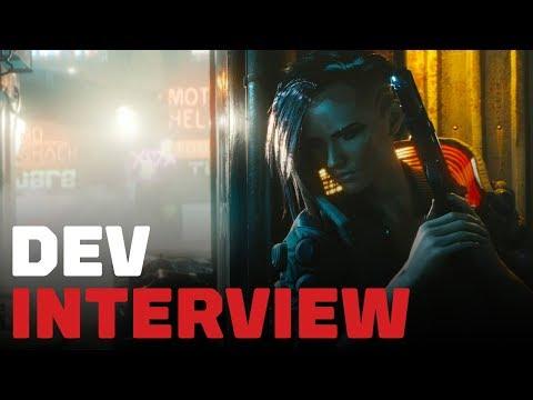 Cyberpunk 2077 Devs Discuss Their First Public Gameplay Demo - UCKy1dAqELo0zrOtPkf0eTMw