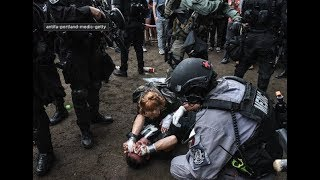 RKTNN 🔴 Anarchy and Chaos': Violent Antifa Protests Break Out in Portland