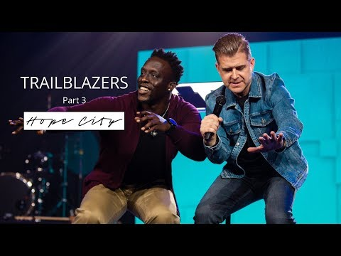 Trailblazers  Part 3  Pastor Jeremy Foster