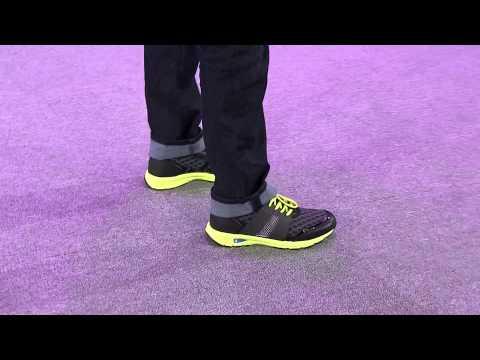 Lenovo Tech World - Are. Those. Smart Shoes? - UCpvg0uZH-oxmCagOWJo9p9g