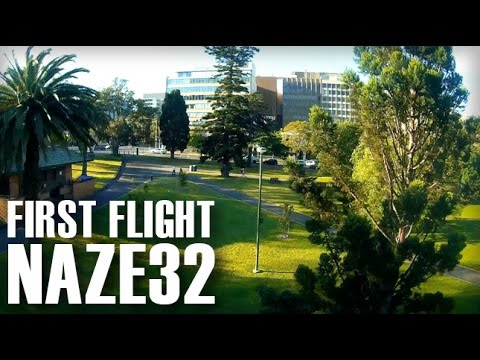First Naze32 Test Flight - Minion 220 Mini H Quad - UCCjyq_K1Xwfg8Lndy7lKMpA
