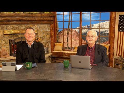 Charis Daily Live Bible Study: Paul Milligan - October 27, 2020