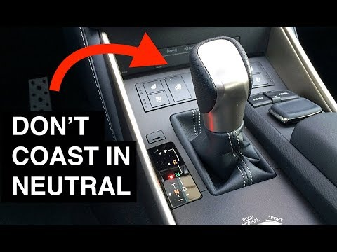 5 Things You Should Never Do In An Automatic Transmission Vehicle - UClqhvGmHcvWL9w3R48t9QXQ