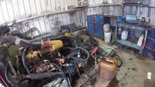 Engine Caterpillar C-7 Acert, 190 HP, Good Runner, Stock #1A1E50667