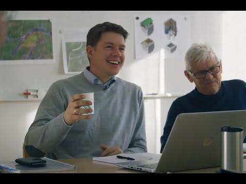 Møt prosjektleder Lars Oust