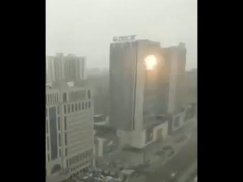 Breaking China Explosions In Shopping Mall