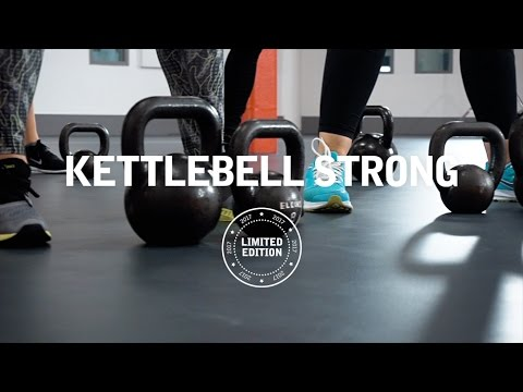 Limited Edition 2017 Kettlebell Strong