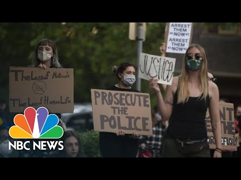 Live: George Floyd Death Protests Around The U.S.
