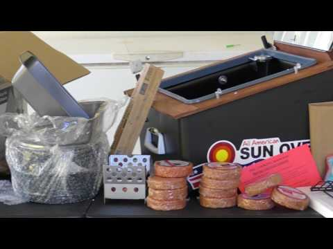 The Grow Network Product Review - Sun Oven