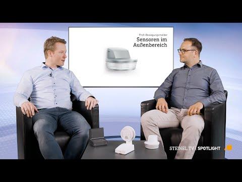 Spotlight: Profi Bewegungsmelder - Sensoren im Außenbereich