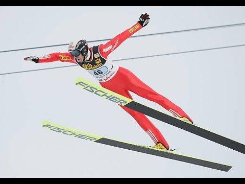 LIVE - SKI JUMPING WORLD CUP - Lahti (Finland) 2019