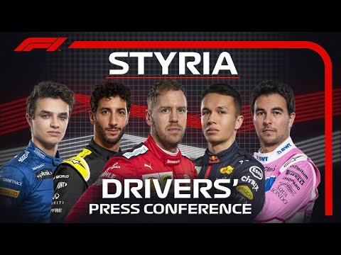 2020 Styrian Grand Prix: Pre-Race Press Conference Highlights