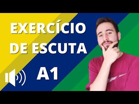 Exercício de escuta - Nível A1   Os animais do Zoológico   Vou Aprender Português