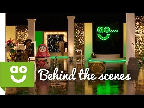 Behind the scenes   ao.com Britain's Got Talent Idents