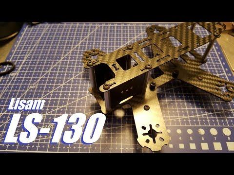 Lisam LS-130 Quadcopter Frame Review from Banggood [Part 1] - UCsFctXdFnbeoKpLefdEloEQ