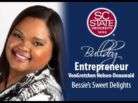 "SC State Celebrates ""Bulldog Entrepreneur�—VonGretchen C. Nelson-Donawald"