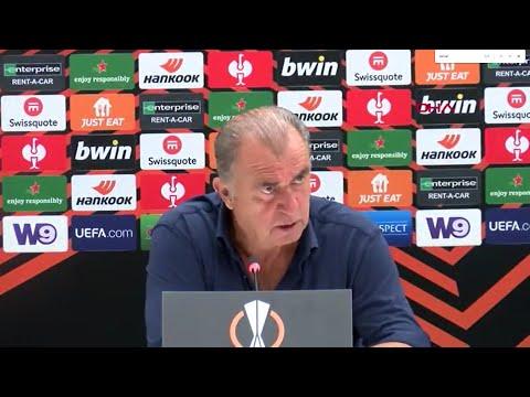 #CANLI Marsilya - Galatasaray karşılaşması sonrası teknik direktörler açıklamalarda bulunuyor