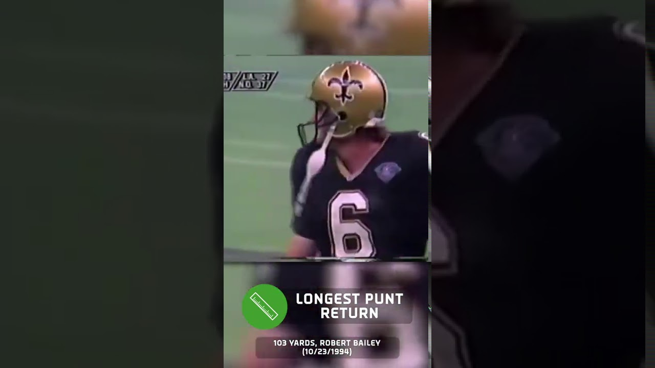 The Strangest Records in NFL History Part 2