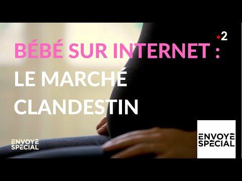 nouvel ordre mondial | Envoyé spécial. Bébé sur internet : le marché clandestin - 31 janvier 2019 (France 2)
