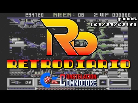 RetroDiario Noticias Retro Commodore y Amiga (21/04/2017) #0005