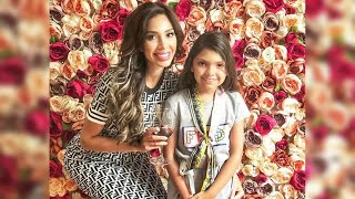 Fans criticize Farrah Abraham for allowing her daughter to participate in beauty pageant