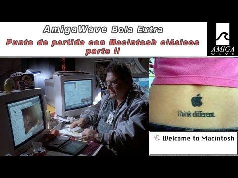 Bola extra - Punto de partida con Macintosh clásicos, parte II